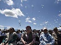 День памяти жертв депортации в Крыму