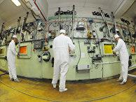 Хранение и переработка отработанного ядерного топлива на предприятии производственого объединения «Маяк»