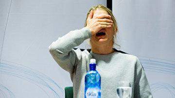Норвежская лыжница Терезе Йохауг
