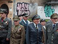 Ветераны Украинской повстанческой армии (ОУН-УПА)