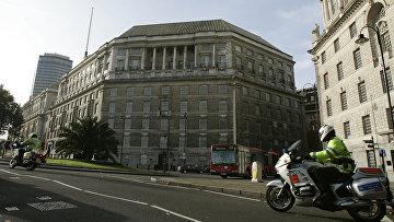 Штаб-квартира MI5 в Лондоне