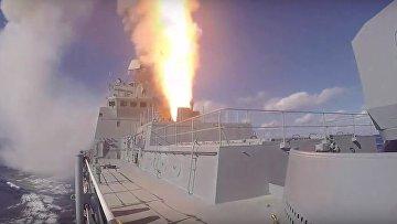 Россия ввела в бой палубную авиацию «Адмирала Кузнецова»