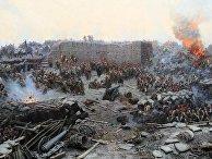 Франц Рубо «Оборона Севастополя» (1904)