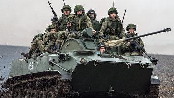 Учения ВДВ России, Белоруссии и Сербии «Славянское братство-2016»