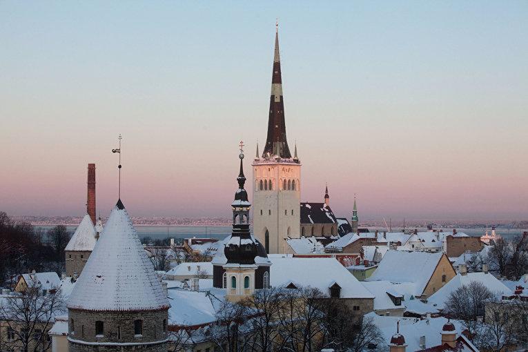Зарубежные страны. Эстония