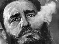 Фидель Кастро в 1985 году