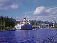 Сайменский канал - судоходный канал между озером Сайма в Финляндии и Финским заливом