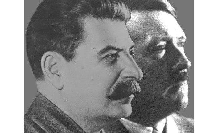Сталин Гитлер