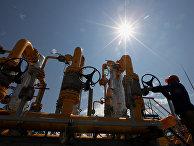 Строительство газопровода от ГРС на остров Русский