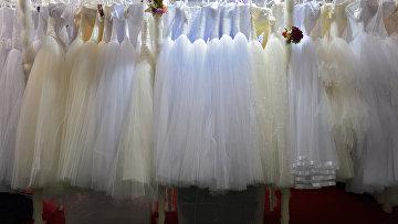 Выставка свадебной и вечерней моды в Москве