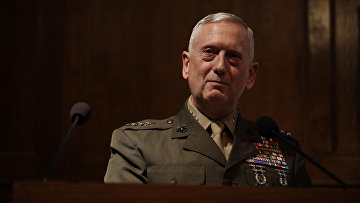 Генерал Джеймс Мэттис. 2011 год
