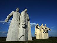 Мемориал памяти 28 героев-панфиловцев