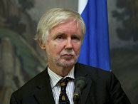 Глава МИД Финляндии Эркки Туомиоя