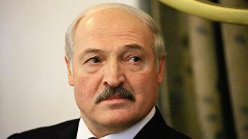 Президент Республики Беларусь Александр Лукашенко