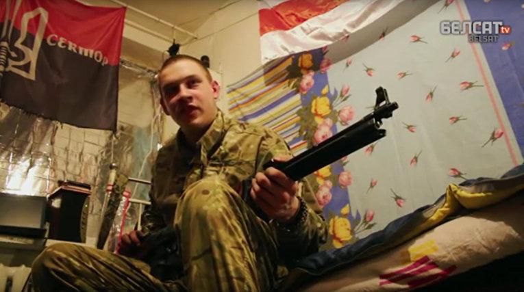 Кадр из фильма «Білорус»