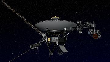 """Межпланетный зонд """"Вояджер-1"""""""