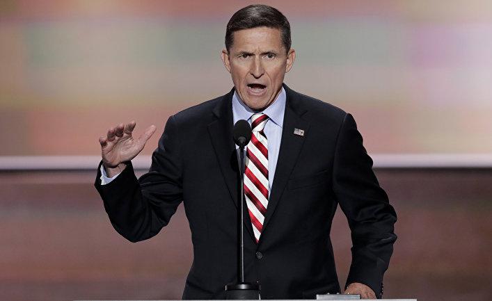 Советник Белого дома по национальной безопасности Майкл Флинн