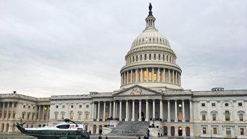 Инаугурация 45-го президента США Д. Трампа в Вашингтоне