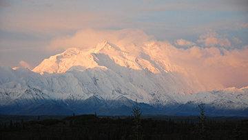 Гора Мак-Кинли, Аляска