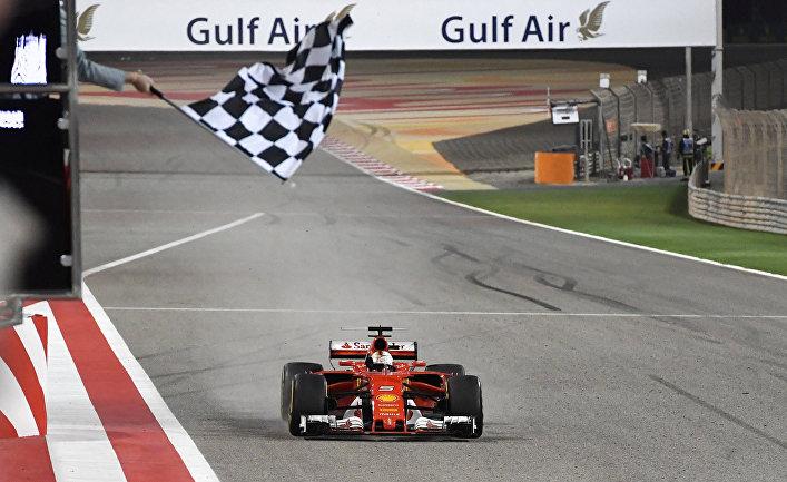 "16 апреля 2017. Гран-при ""Формулы-1"" в Бахрейне"