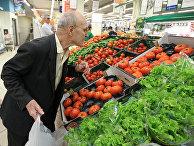 Запрет на ввоз в Россию овощей из Европы