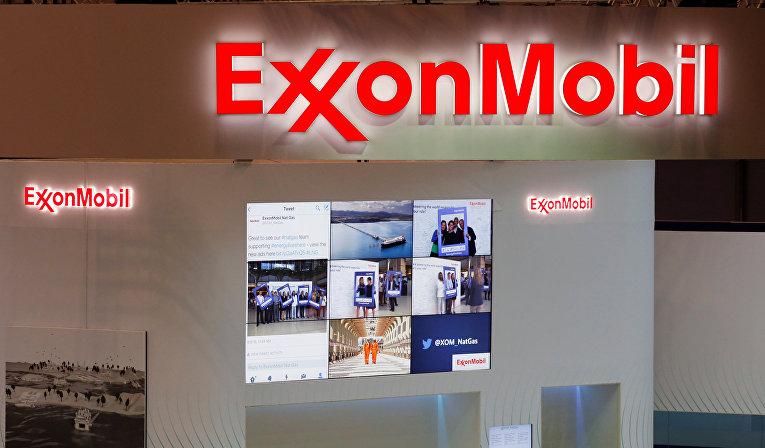 Логотип ExxonMobil