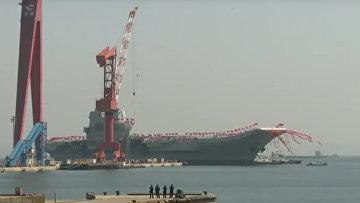 Второй китайский авианосец