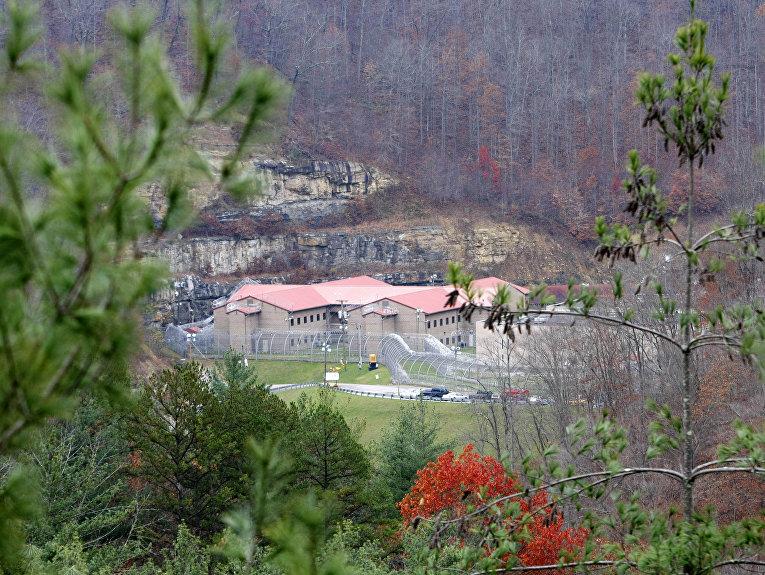 Исправительный комплекс Otter Creek в Колесник, штат Кентукки