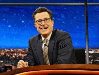 «Позднее шоу со Стивеном Колбером» на CBS