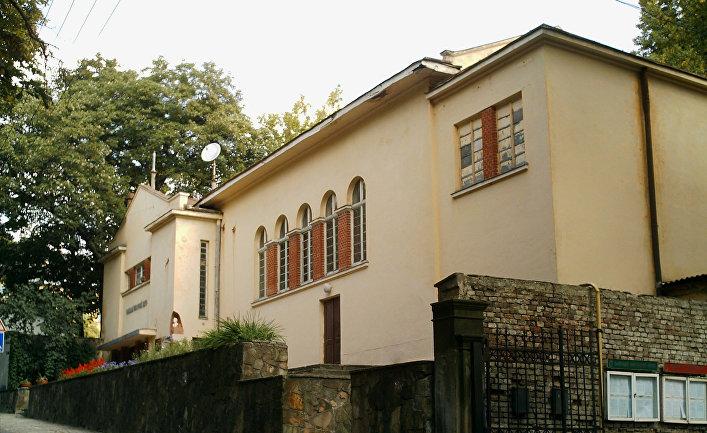 Здание Русского культурного центра во Львове