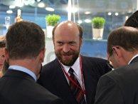 Экс-сенатор от Тувы Сергей Пугачев