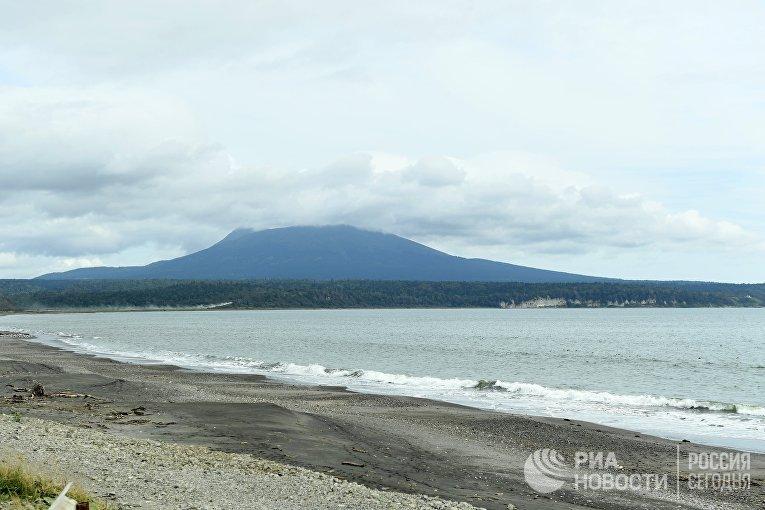 Виды России. Курильские острова
