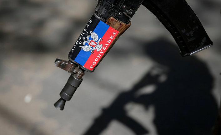 Ситуация в Славянске, Украина