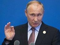 Президент РФ Владимир Путин