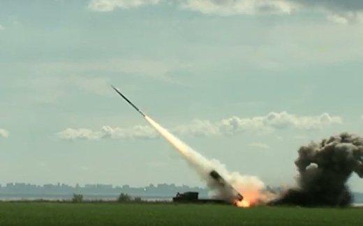 На Украине испытали новейшую ракету