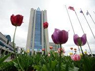 Офис ОАО «Газпром» в Москве