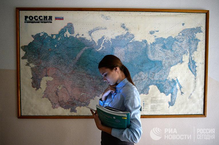 Окончание учебного года в Новосибирском хореографическом училище