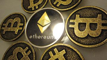 Ethereum и Bitcoin