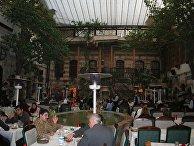 "Кафе ""Фонтан"", Дамаск, Сирия"