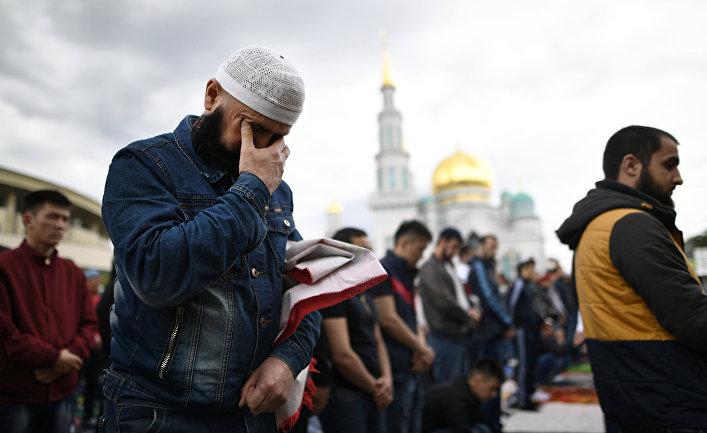 Праздник Ураза-байрам в России