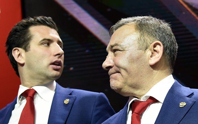 Аркадий и Роман Ротенберги