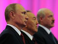 Рабочий визит В.Путина в Астану для участия в заседании Евразийского экономического совета