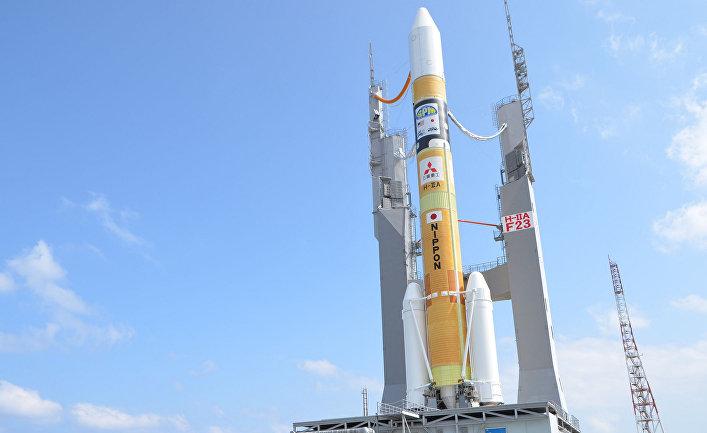 Японская ракета H-IIA
