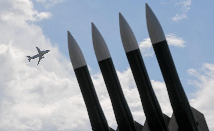Зенитный ракетный комплекс «Бук»