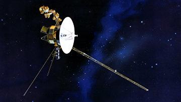 «Вояджер» — космический зонд