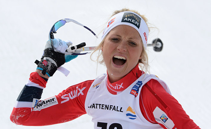 Лыжные гонки. Чемпионат мира. Женщины. Индивидуальная гонка