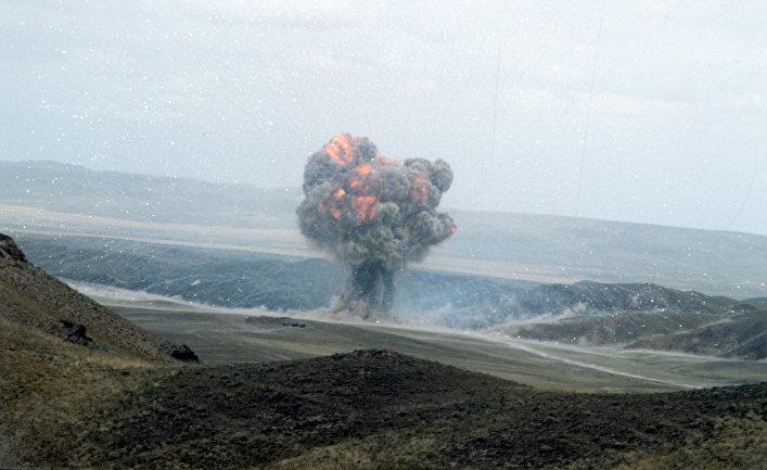 Уничтожение ракет средней и меньшей дальности