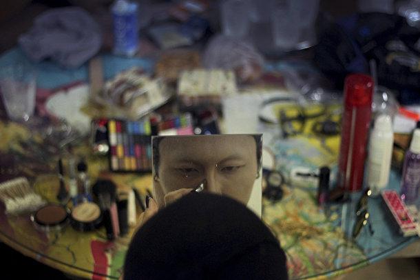 ЛГБТ в Южной Корее: Куция Диамант
