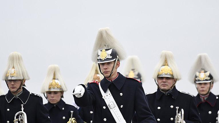 Торжественная встреча папы римского Франциска в Мальме, Швеция