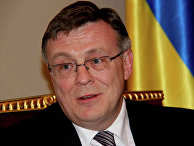 Министр иностранных дел Украины Леонид Кожара